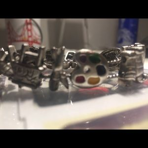 Jewelry - Artists bracelet